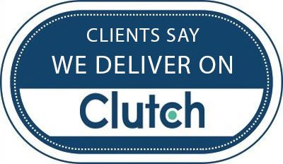 Clients say we delivery on Clutch