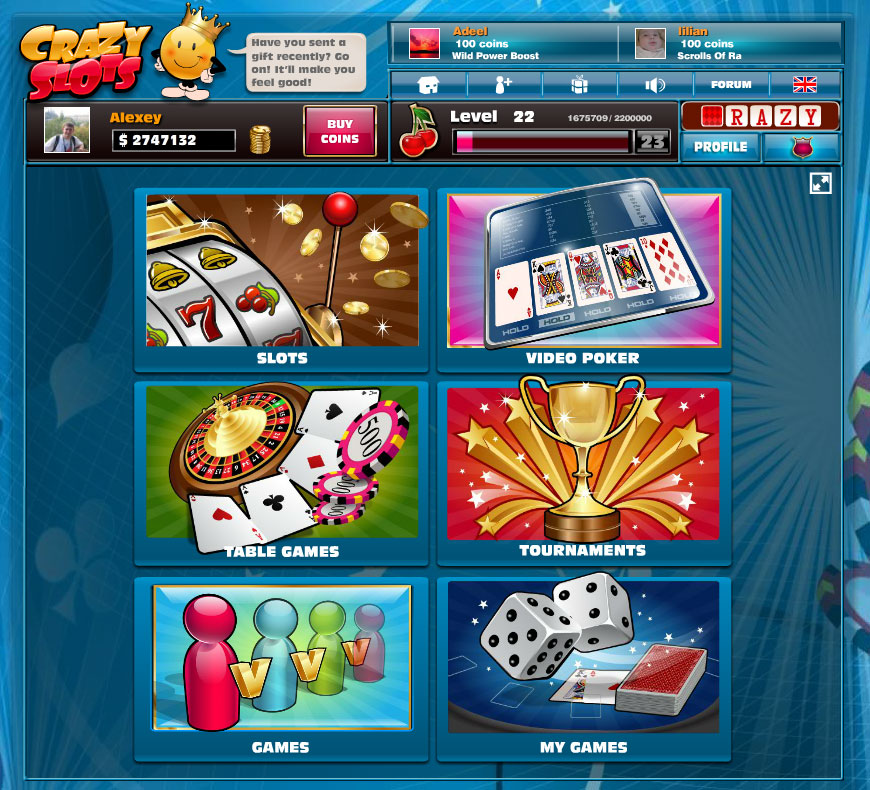 casino games developer