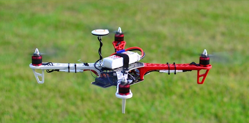 A Startup Gets Permission to Fly 324 Drones