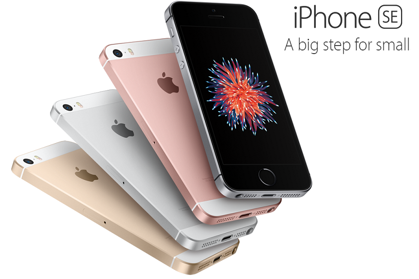 iPhone SE Has Been Presented Officially
