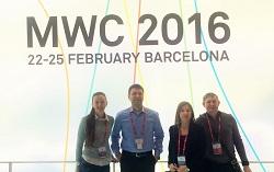 Mobile World Congress 2016, Barcelona World's Largest Mobile Technology Exhibition.