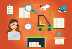 Custom Logistic Software. How to Improve The Supply Chain Within Companies Operating In Supply Chain Management