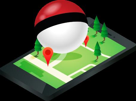 Pokémon Go AR App