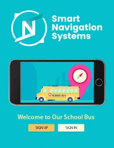 navigation app for school