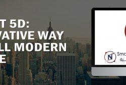 Smart 5D real estate app