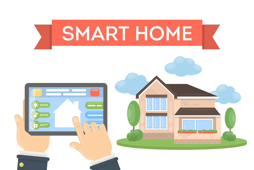 smart home iot security