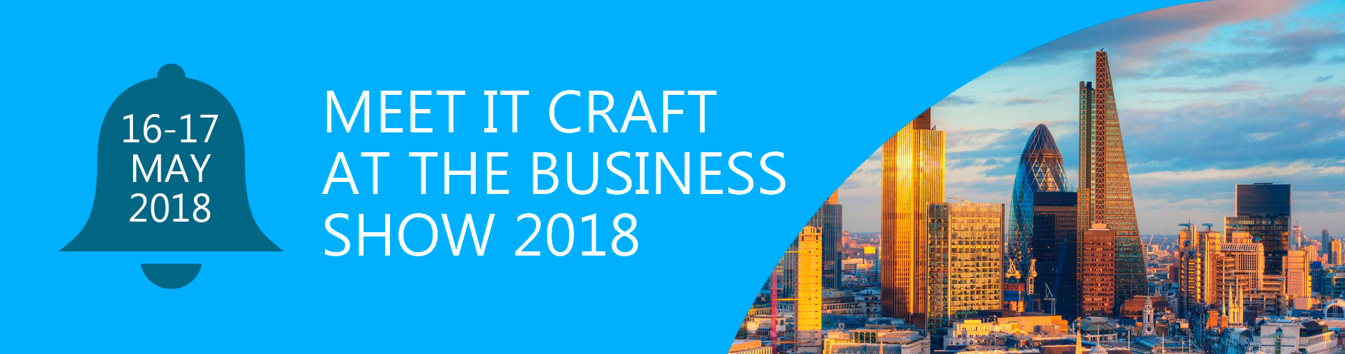 IT Craft at Business Exhibition