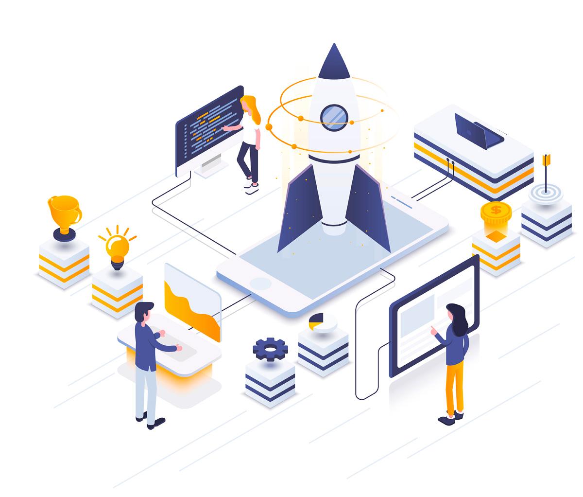 app development for startups