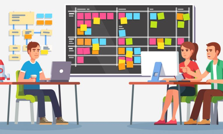 agile scrum and startup