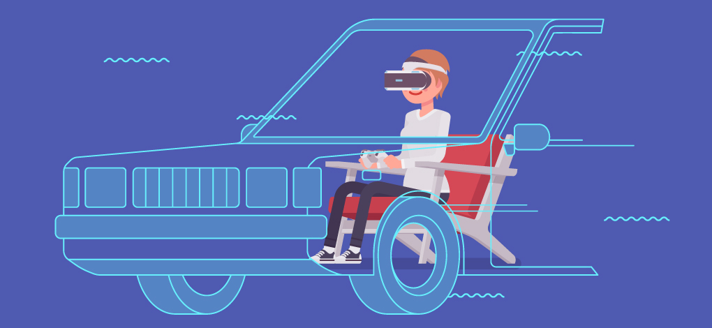 VR apps for cars