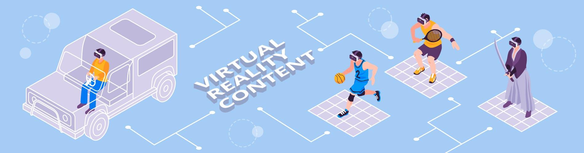 create VR content