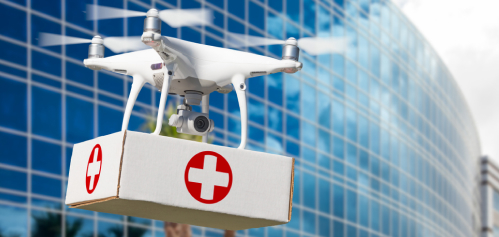 drone software for emergency response