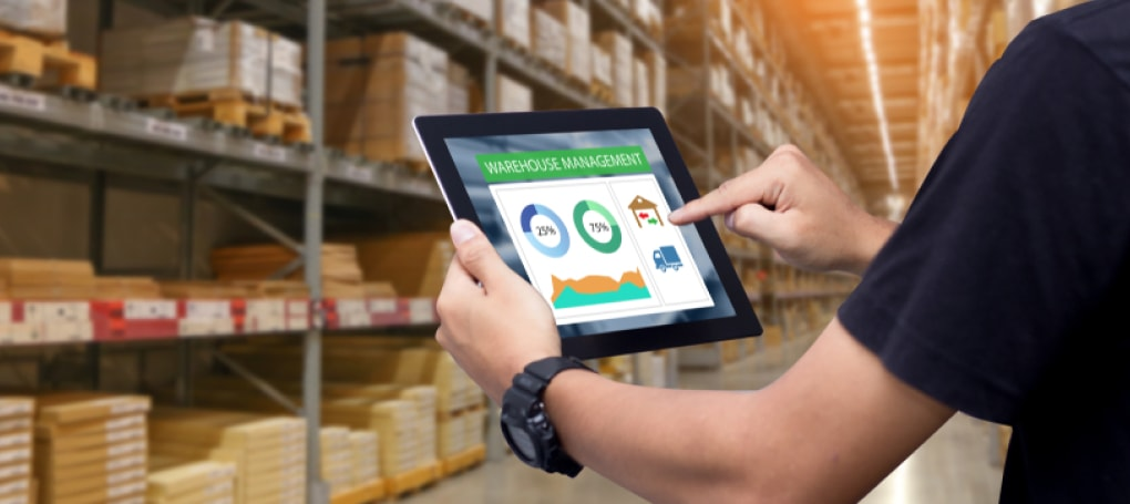 benefits of warehouse management system