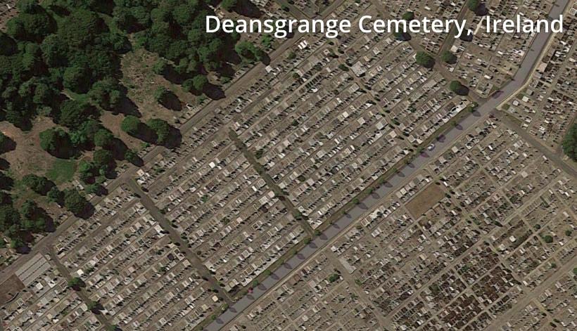 Deansgrange Cemetery, Ireland