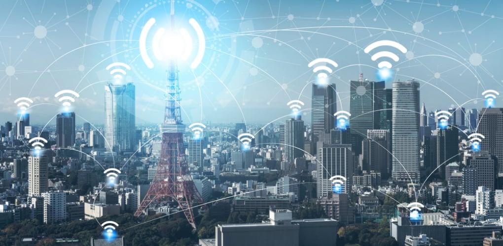 IoT for logistics management
