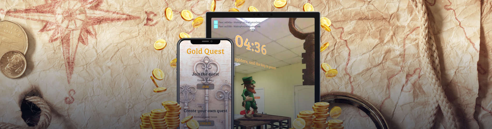 gold quest ar